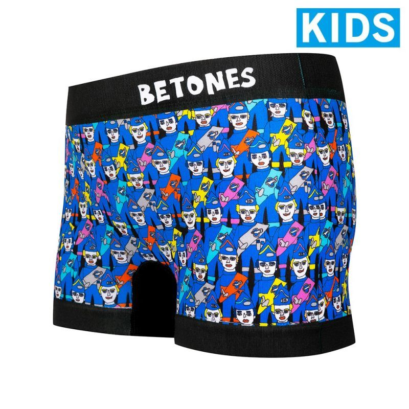 Thunderbirds Little Boys Boxer Trunks